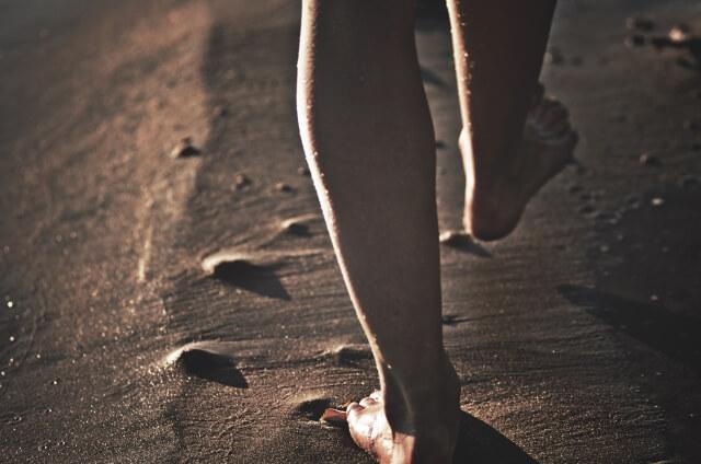 歩くのは整体